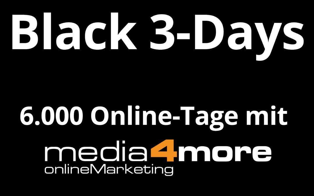 Black 3-Days