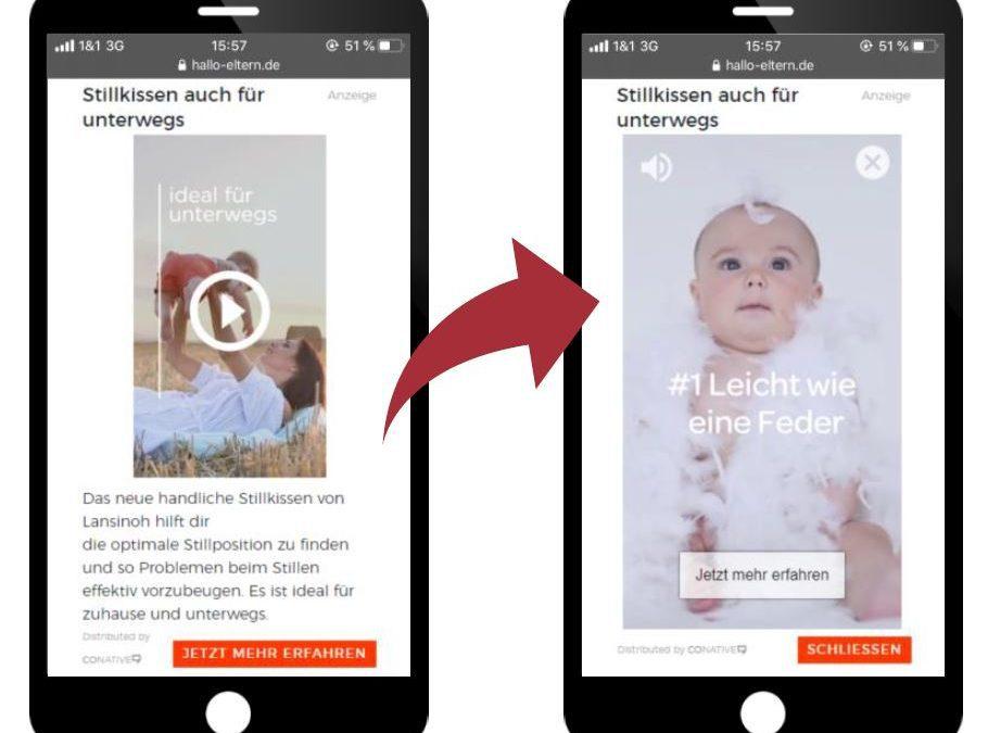 Case: Reichweiten-Verlängerung für Video-Content