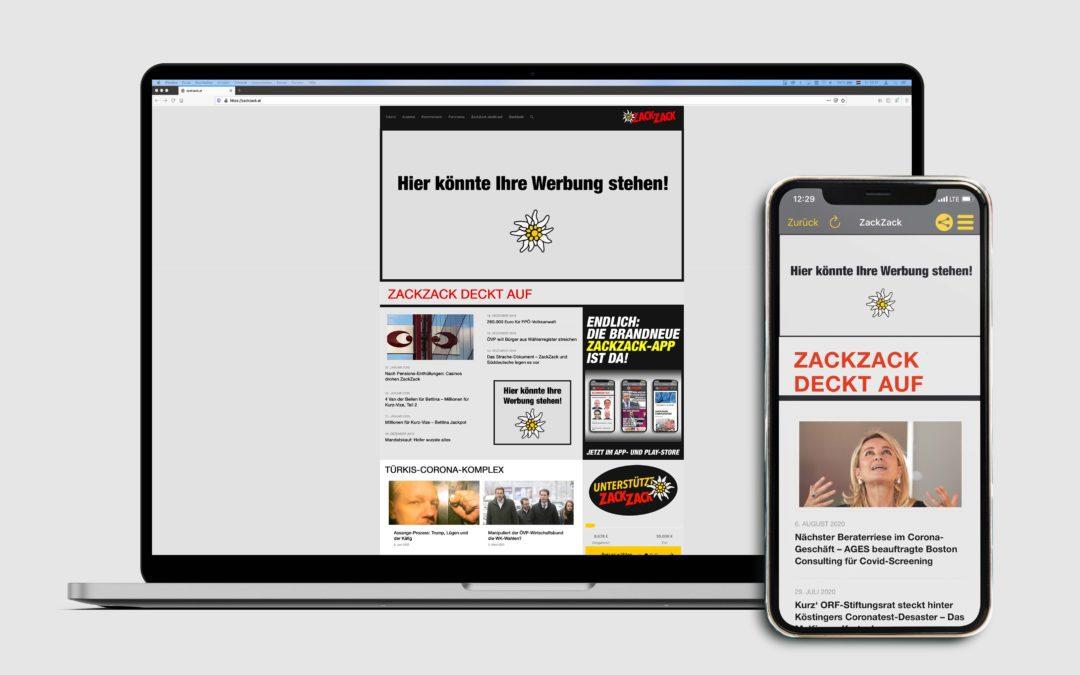 ZackZack Starter-Angebot