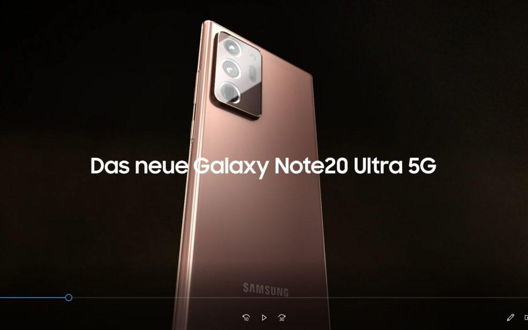 CONNECTEDTV – BEST CASE: Samsung Galaxy Note20 Ultra 5G