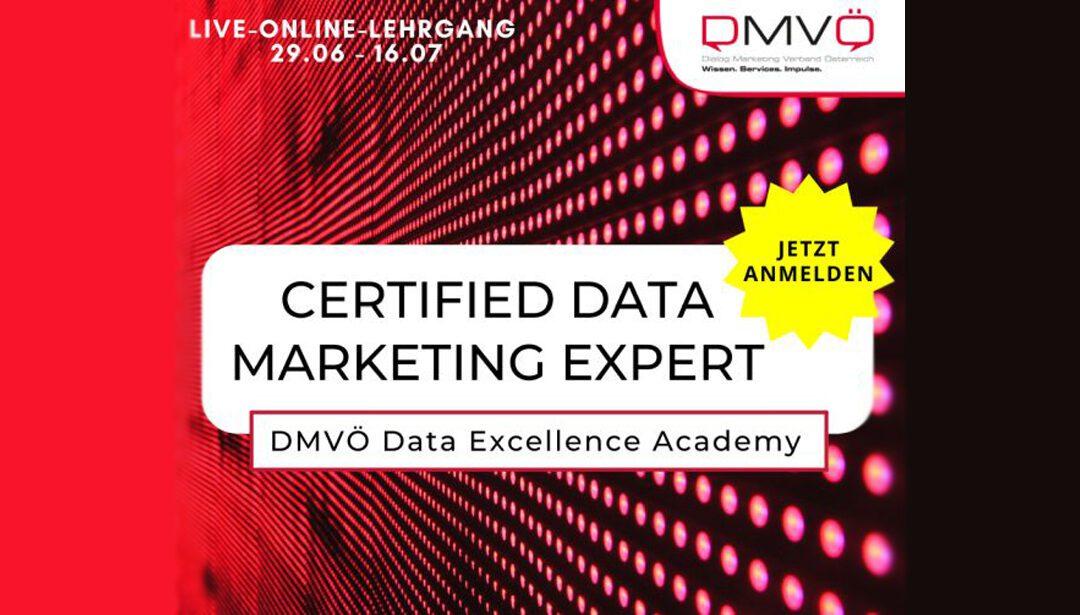 DMVÖ Data  Excellence Academy
