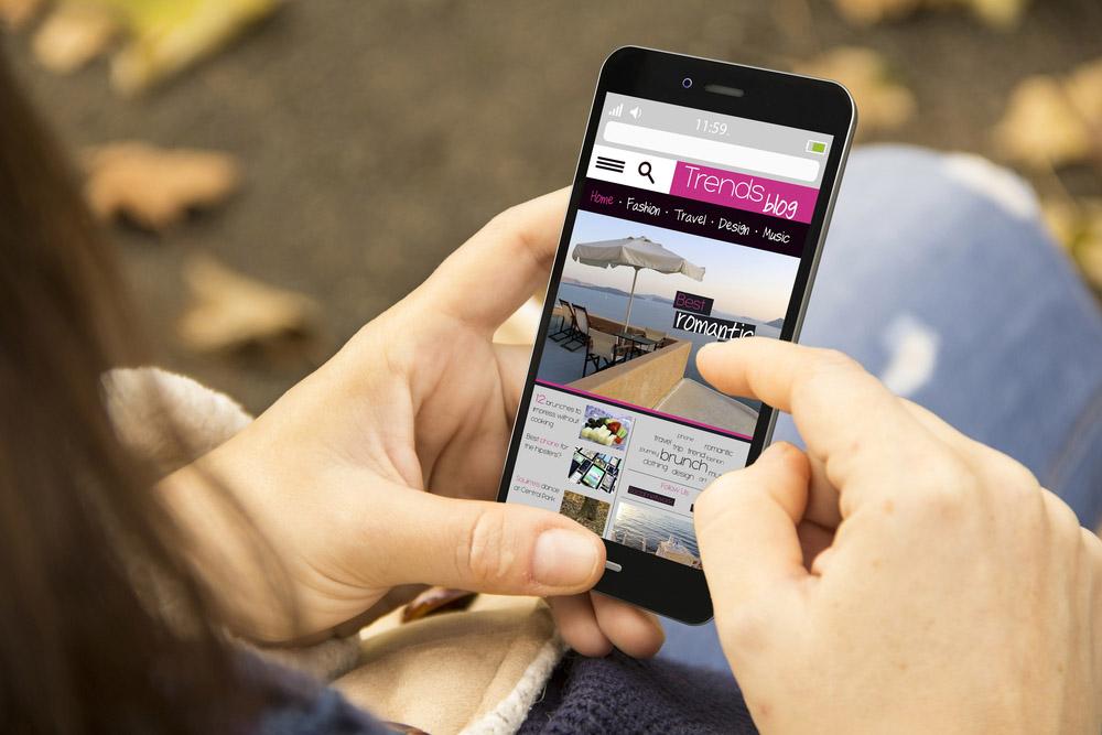 Das Smartphone als Werbeplattform wird immer wichtiger